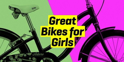 10 Great Bikes for Girls