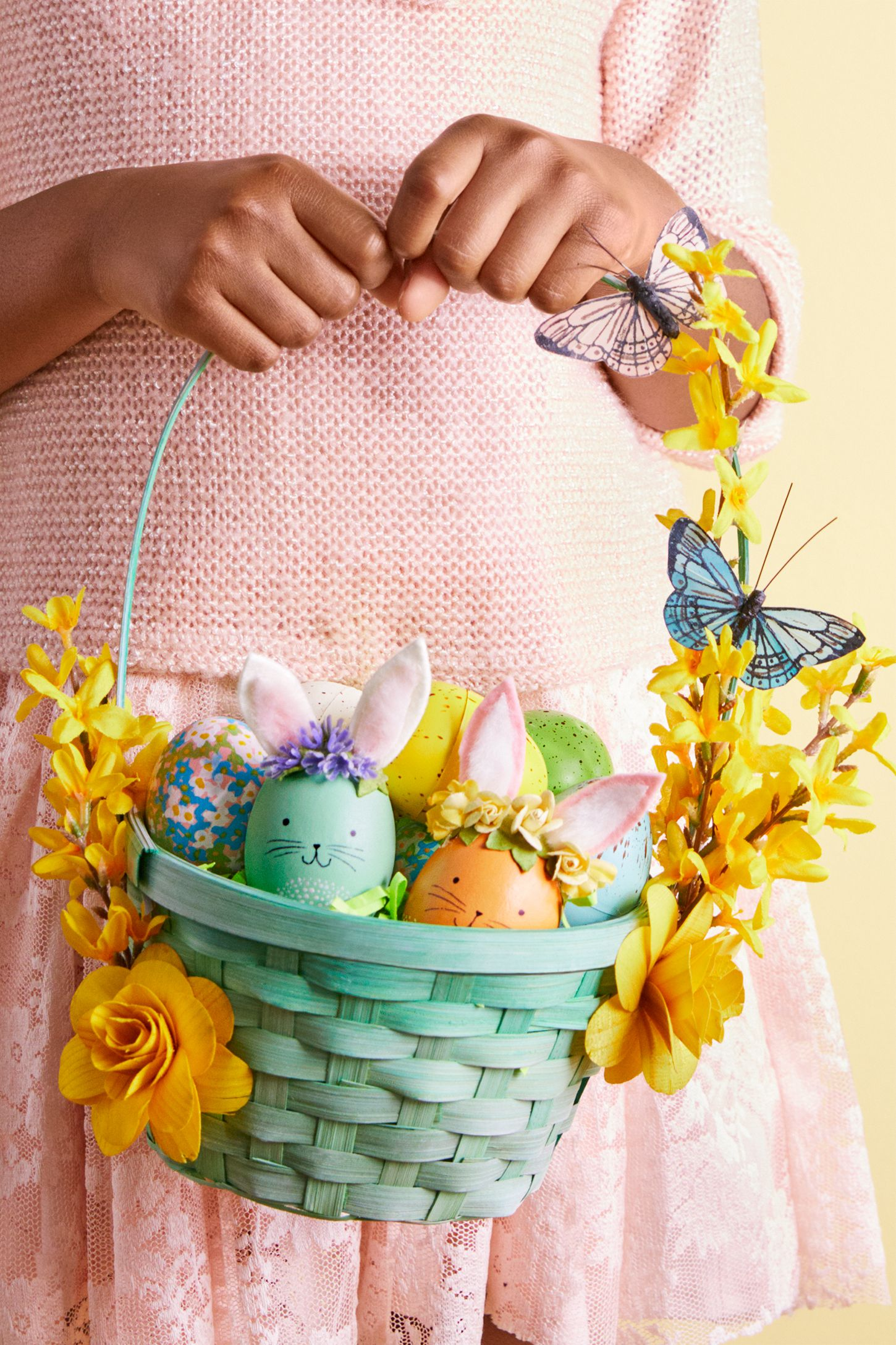 38 easy easter crafts diy ideas for easter womansday negle Image collections