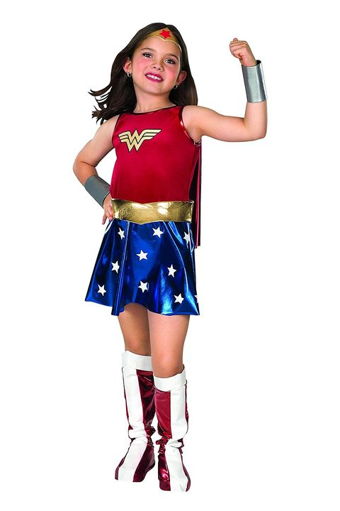 wonder woman halloween costume for girls
