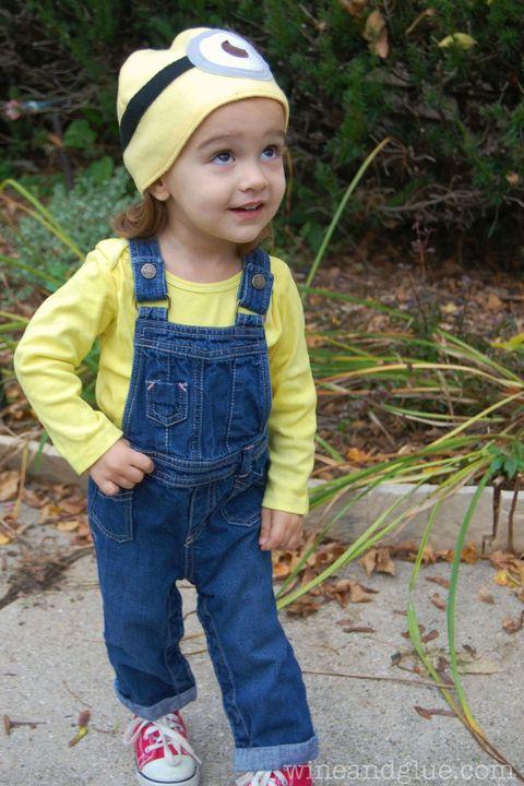 Minion Halloween Costumes For Girls.23 Halloween Costumes For Girls Cute Little Girls Costume Ideas