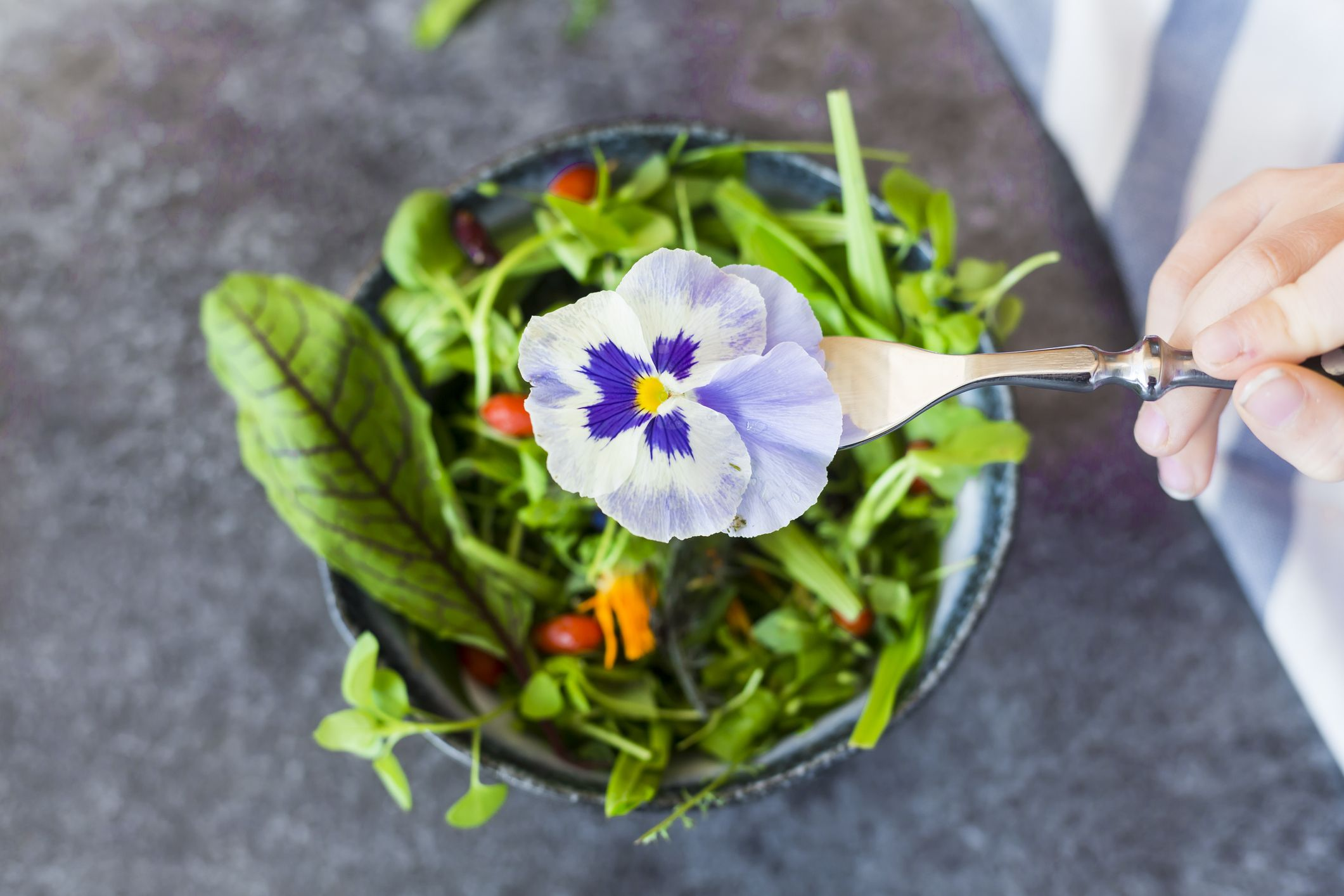 11 unusual edible flower recipes to try straight from your garden flower beds