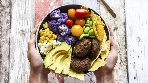 dieta lacto-vegetariana de slabit