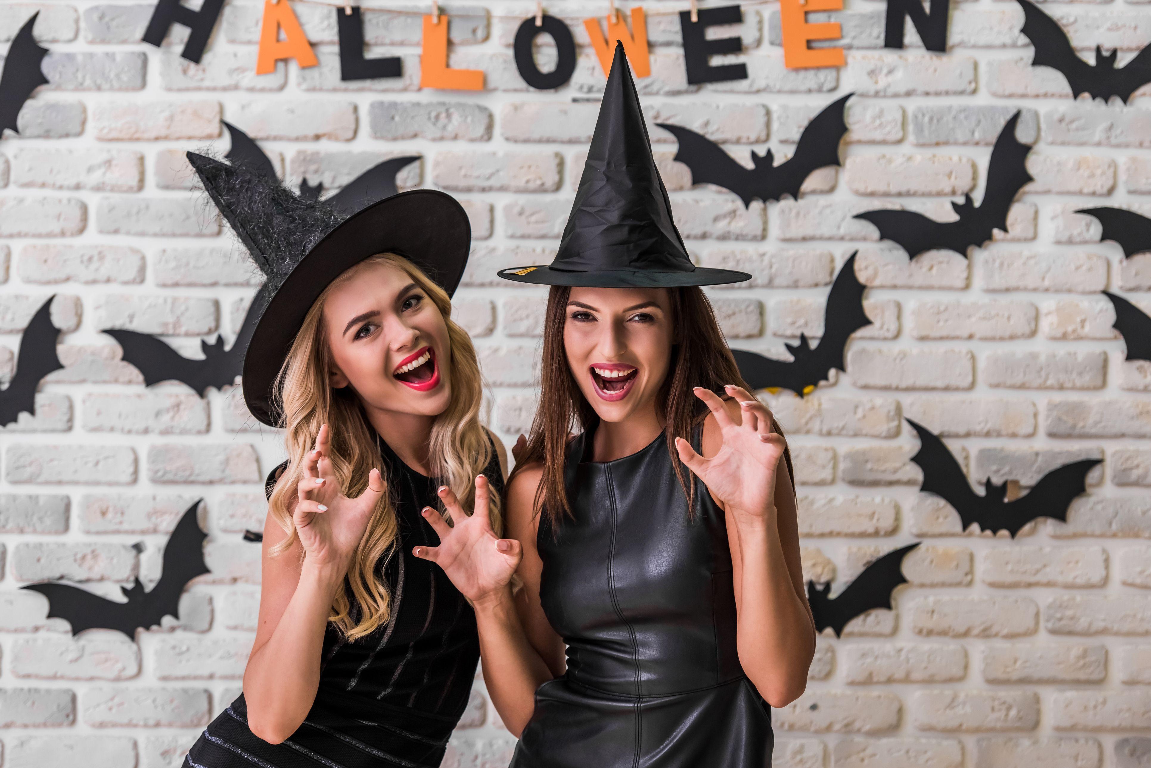 best friend witch halloween costumes