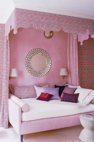 15 Creative Girls Room Ideas - How to Decorate a Girl\'s Bedroom