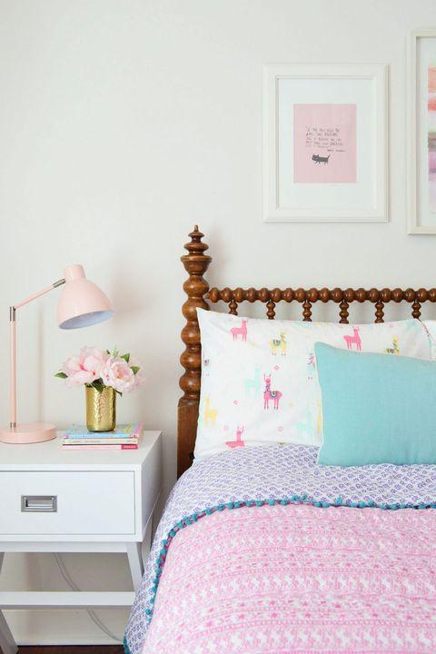 12 Best Girls Room Ideas in 2018 - Girls Bedroom Design Ideas