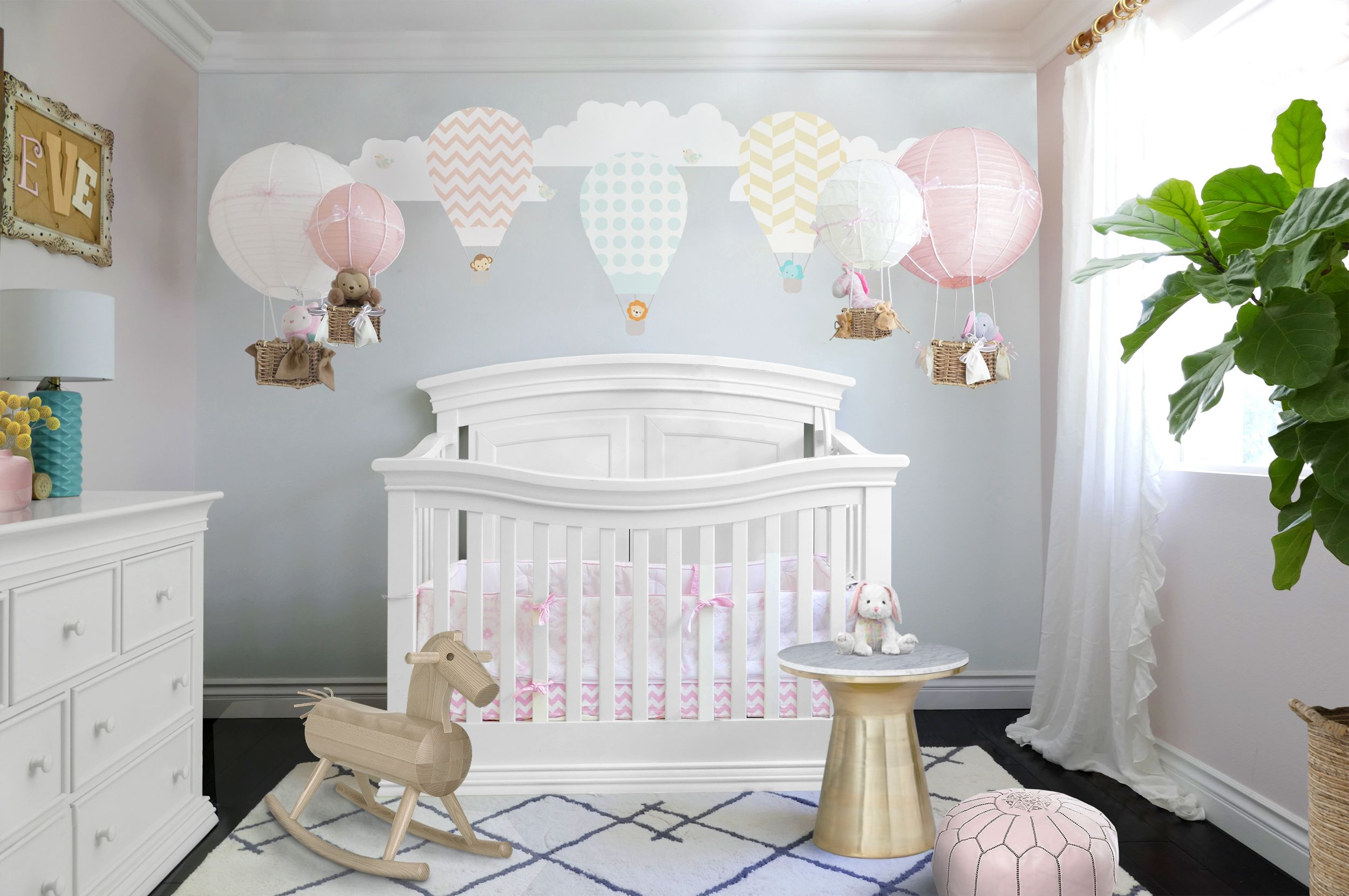 15 Girls\' Room Ideas — Baby, Toddler & Tween Girl Bedroom ...