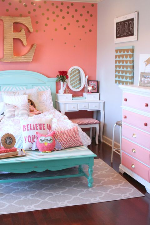 Sensational 15 Girls Room Ideas Baby Toddler Tween Girl Bedroom Beutiful Home Inspiration Truamahrainfo