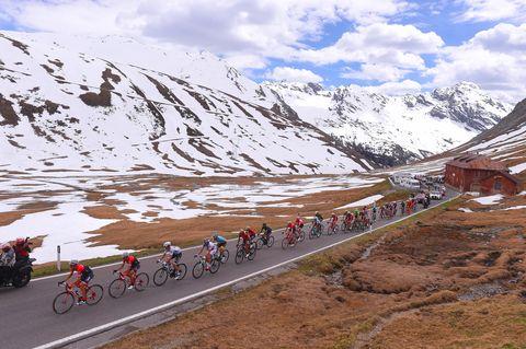 Wat je moet weten over het parcours en de etappes van de Giro d'Italia 2020
