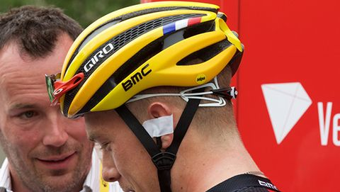Giro Synthe MIPS – BMC Racing, IAM Cycling, Katusha