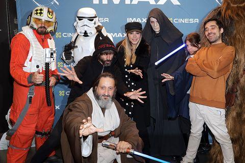 Star Wars estreno