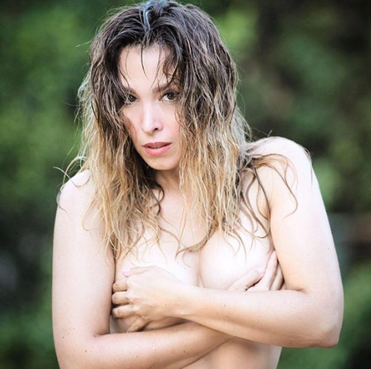 Andrea Duro Descuido gisela comparte una foto desnuda e incendia instagram