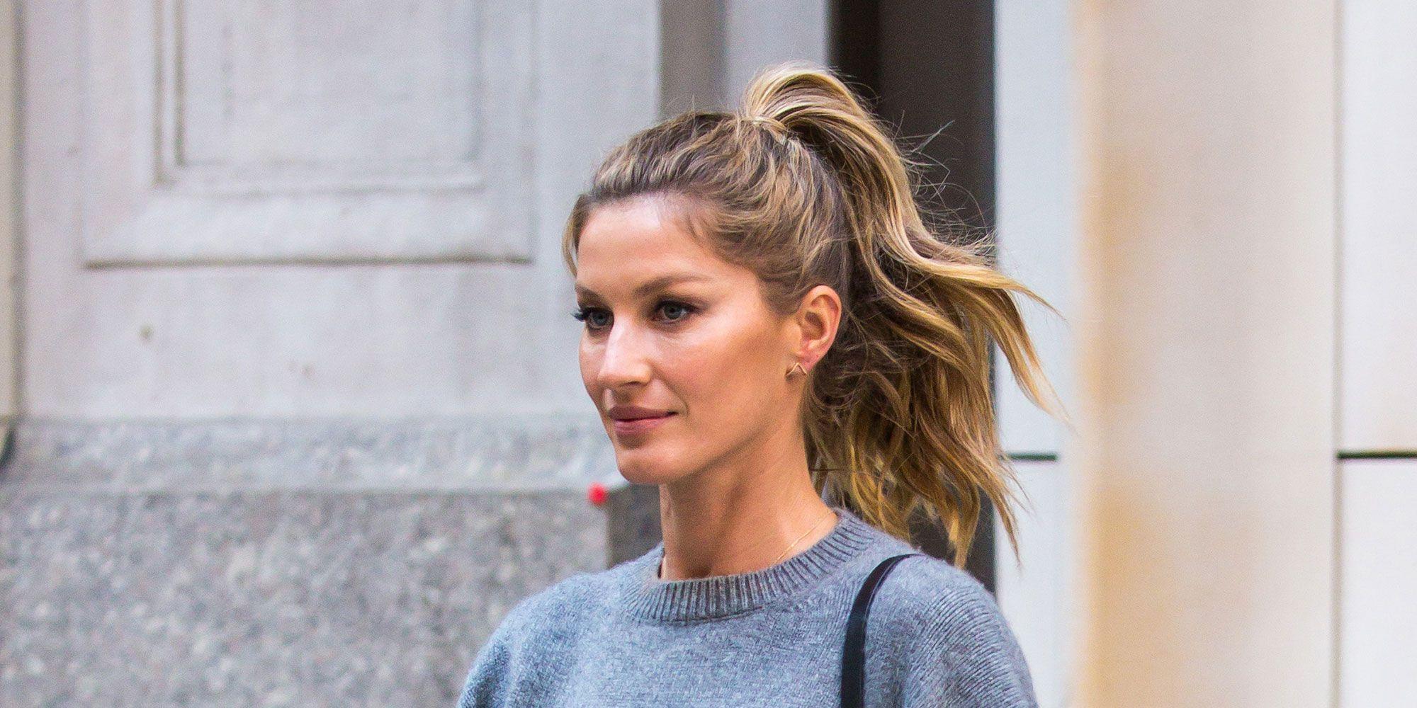 Gisele Bundchen had plastic surgery - boob job regrets