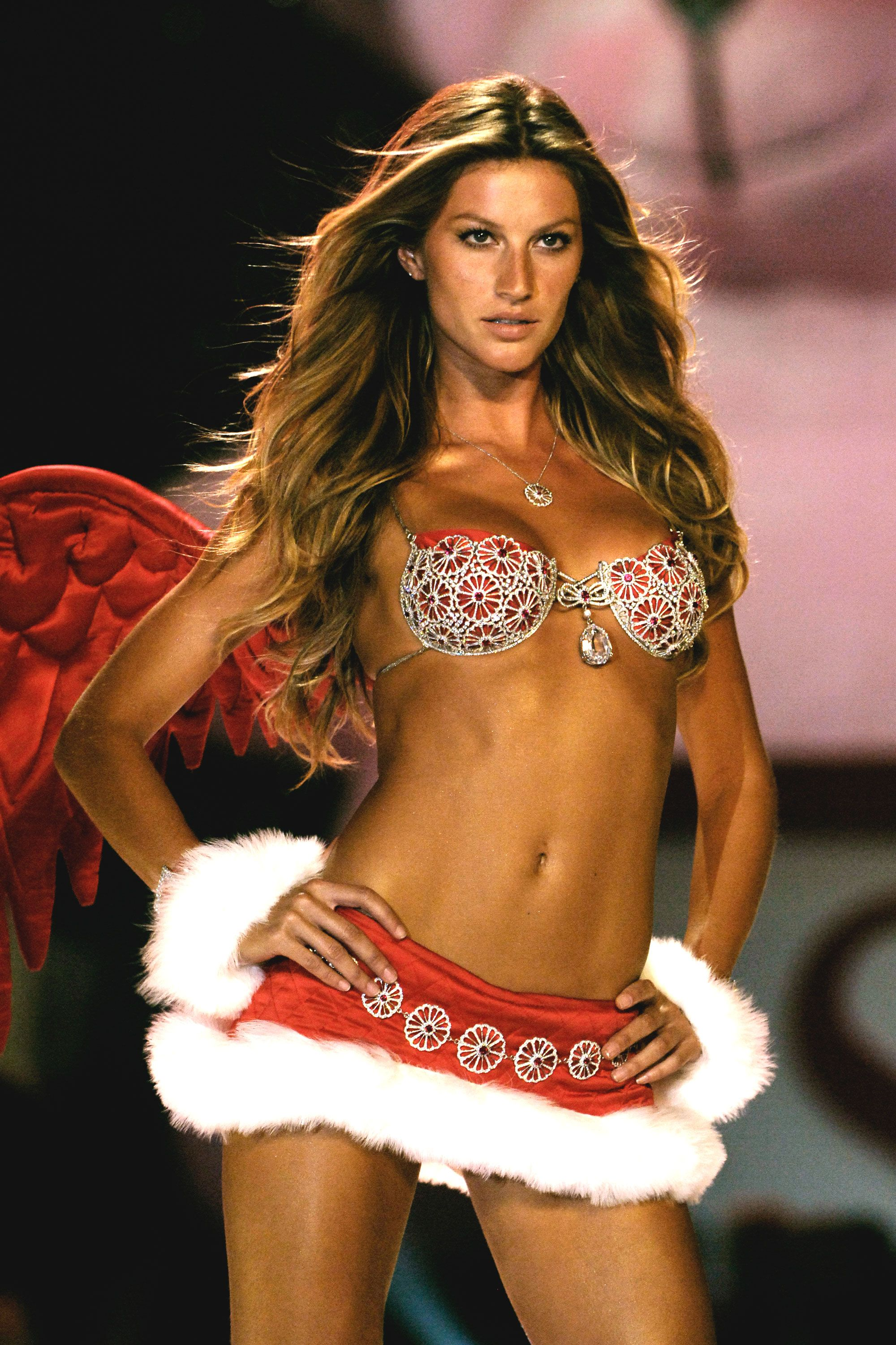 73f44610cf4c9 See Photos of All the Victoria s Secret Fantasy Bras Through the Years