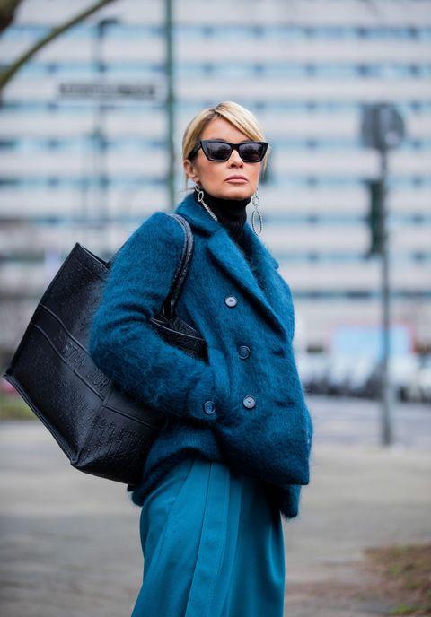 Street Style - Dusseldorf - January 25, 2019
