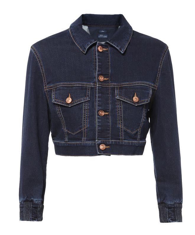 Giubbino jeans Dixie