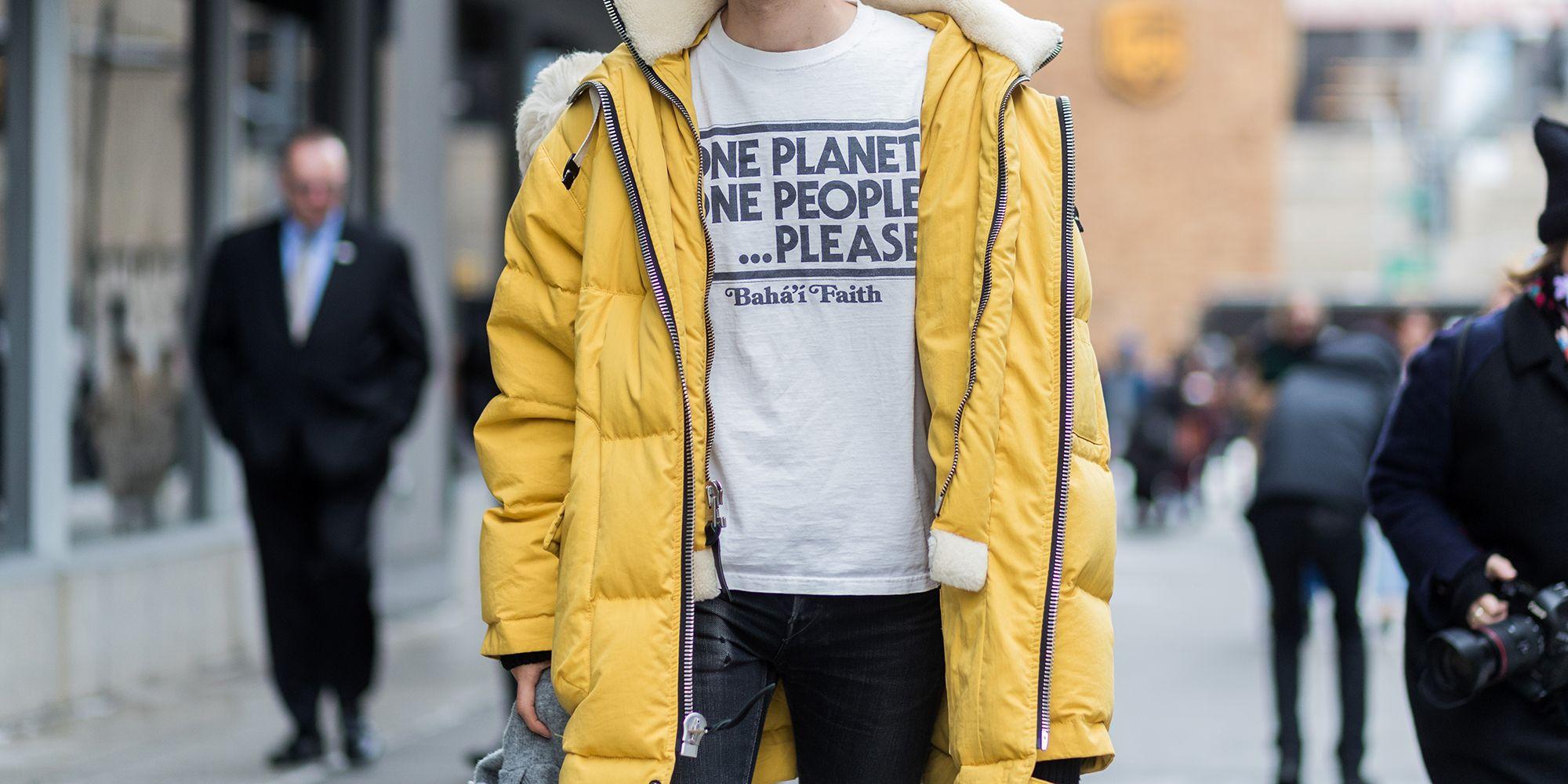Questi sono i giubbotti invernali uomo di marca trend moda 2020