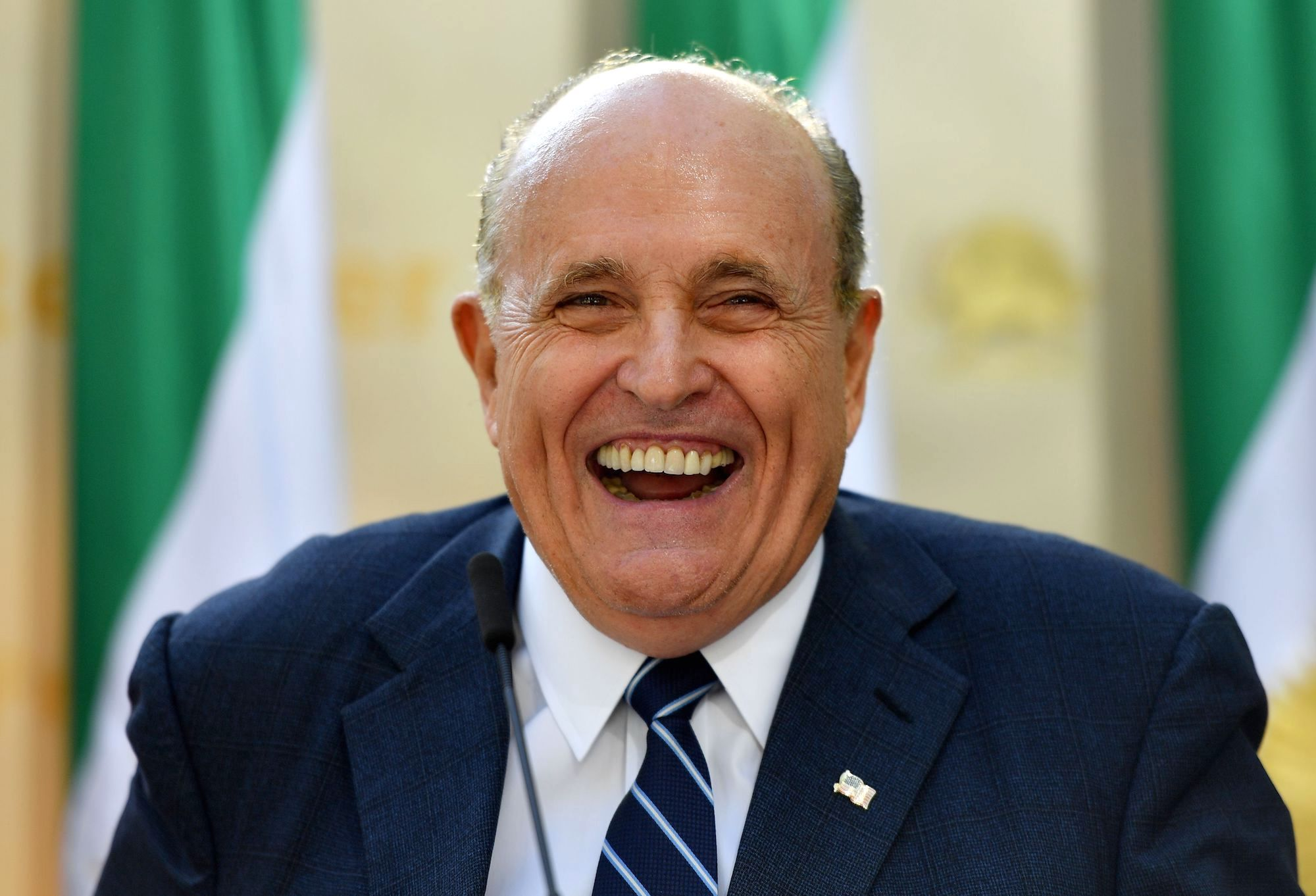 Rudy Giuliani Got Paid Half a Million By His Henchman's Inevitably Named Company, 'Fraud Guarantee'