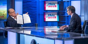 "ABC's ""This Week with George Stephanopoulos"" - 2019"