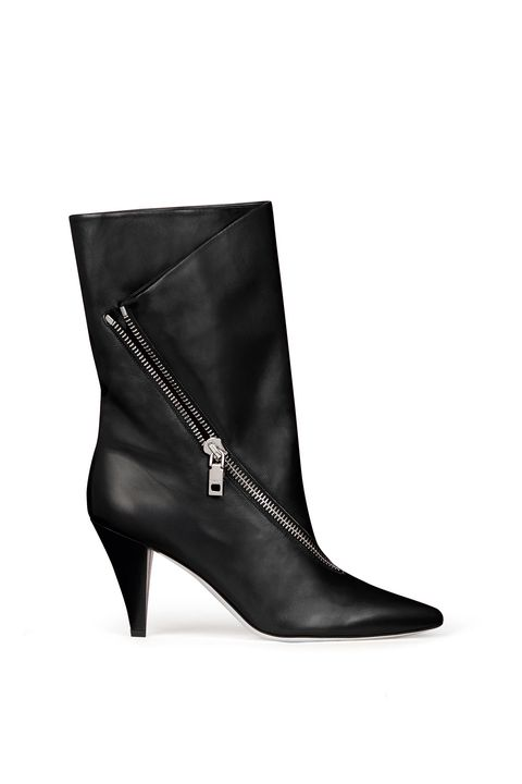 Footwear, High heels, Shoe, Boot, Leather, Knee-high boot, Fashion accessory,