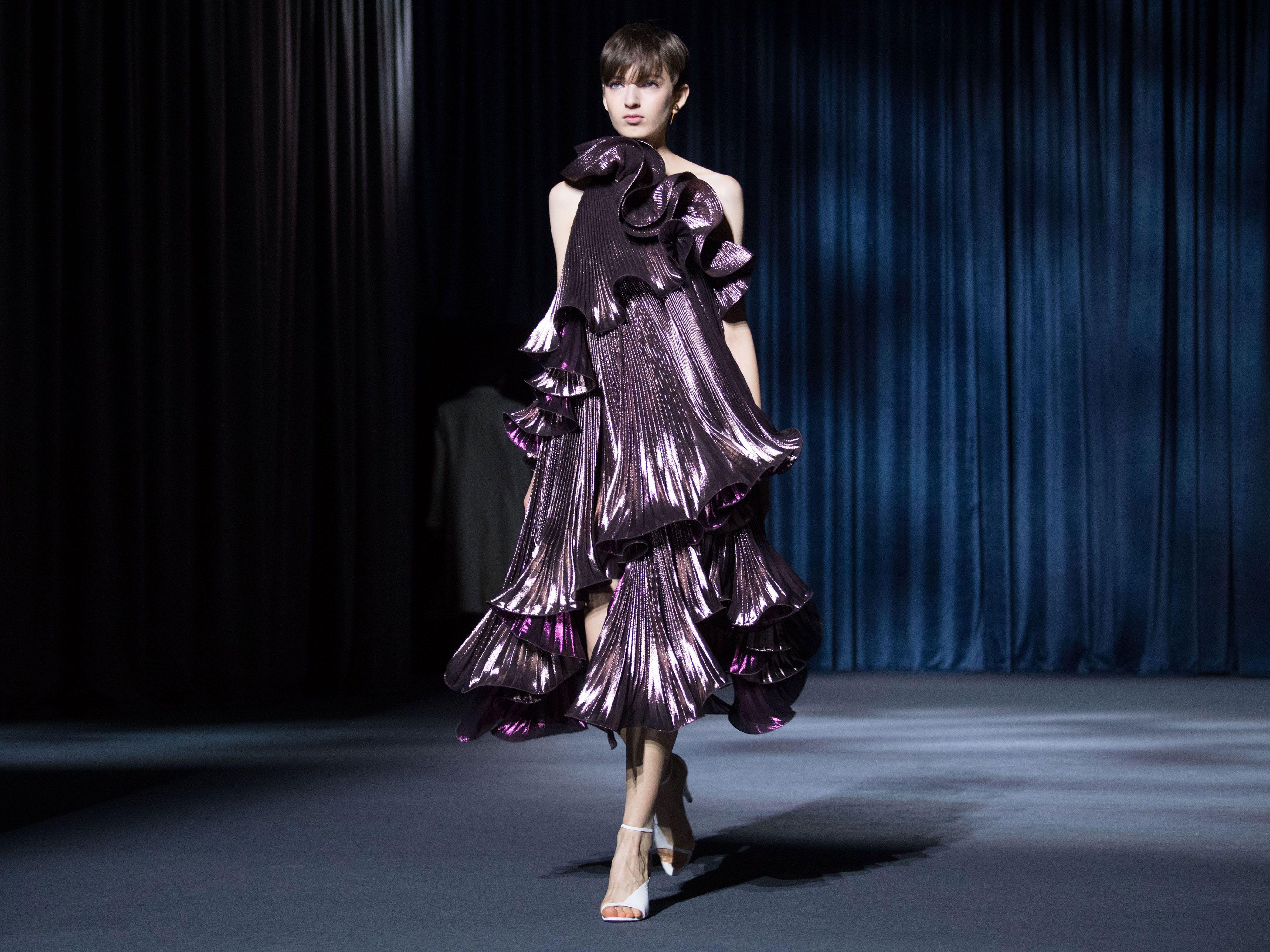 Givenchy catwalk