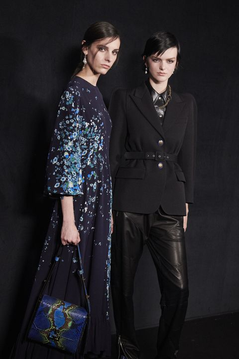 Clothing, Fashion, Formal wear, Fashion design, Suit, Outerwear, Event, Fashion model, Dress, Haute couture,