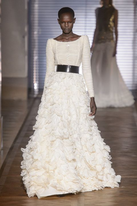 The Best Bridal Looks of Spring 2018 Haute Couture - Haute Couture ...