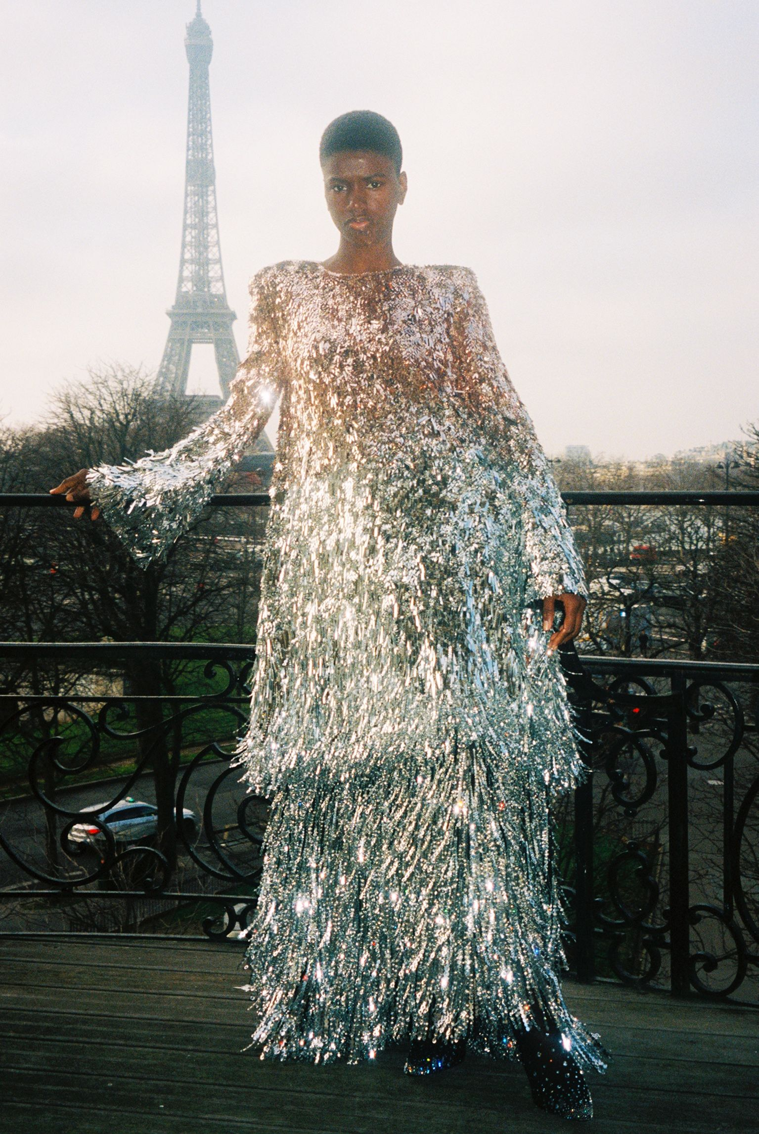 A Paris Promenade for Haute Couture Spring/Summer 2020