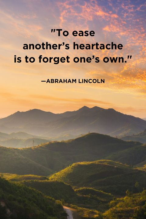 Giving QuotesAbraham Lincoln