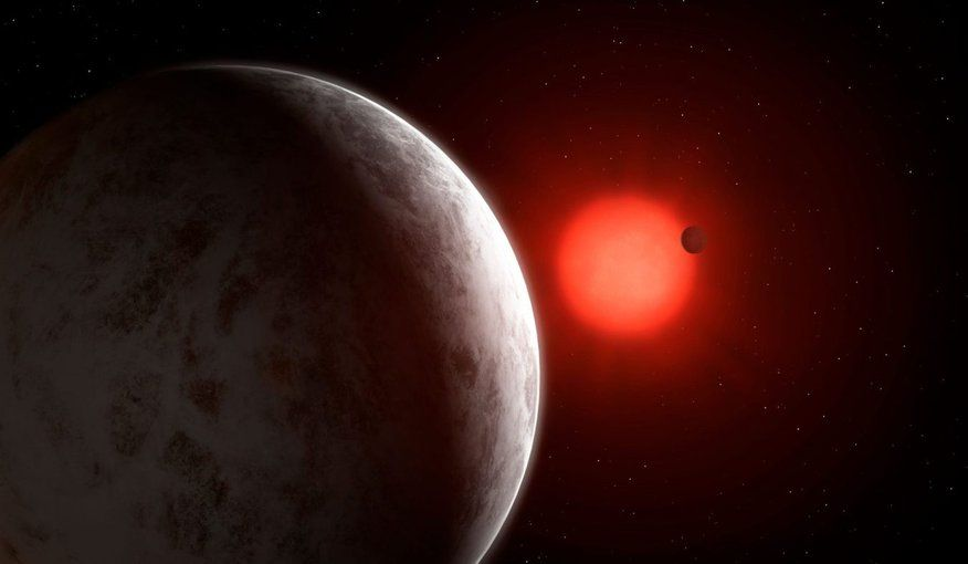 Could There Be Life Near These Two New Super-Earths?