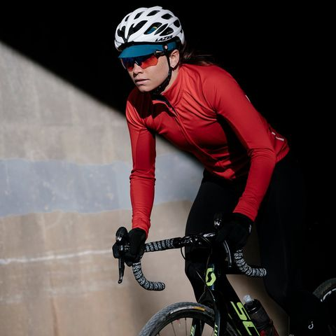 Cycling, Cycle sport, Cycling shorts, Bicycle, Vehicle, Endurance sports, Outdoor recreation, Recreation, Bicycle helmet, Helmet,