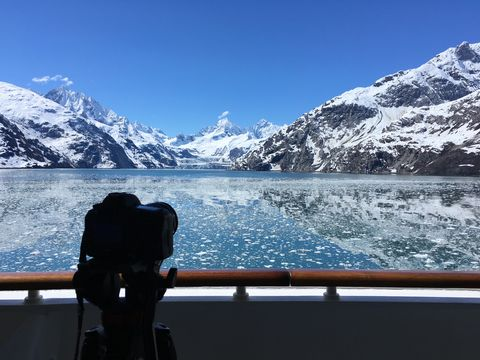 Glacier Bay Photography