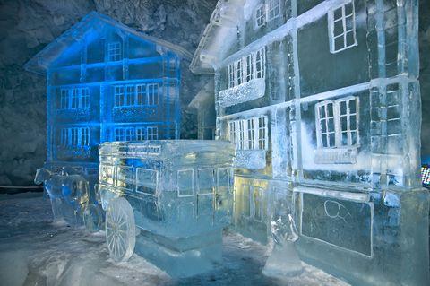 ijsbeelden ice sculpture