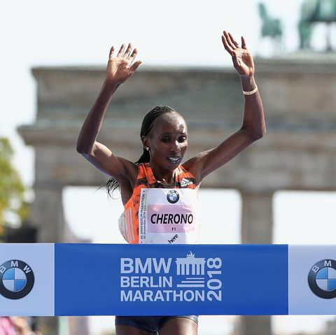Berlin Marathon Newsletter & Benachrichtigung