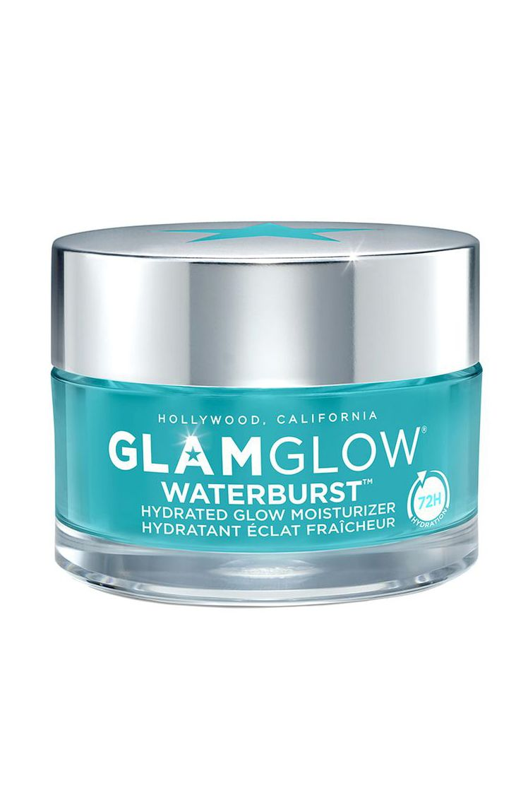 GlamGlow Waterburst Hydrated Glow Moisturiser for Dry Skin