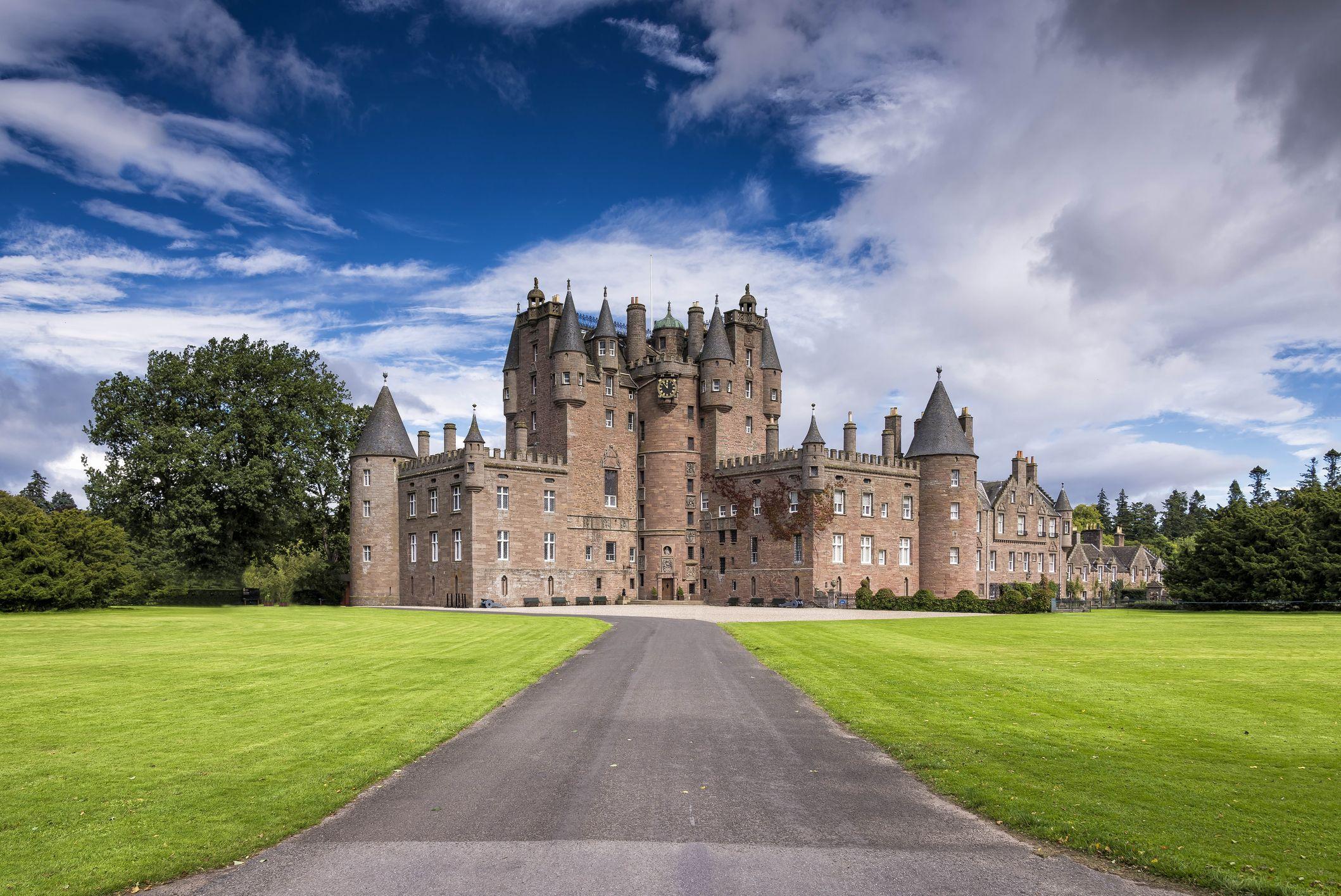 Image result for glamis castle
