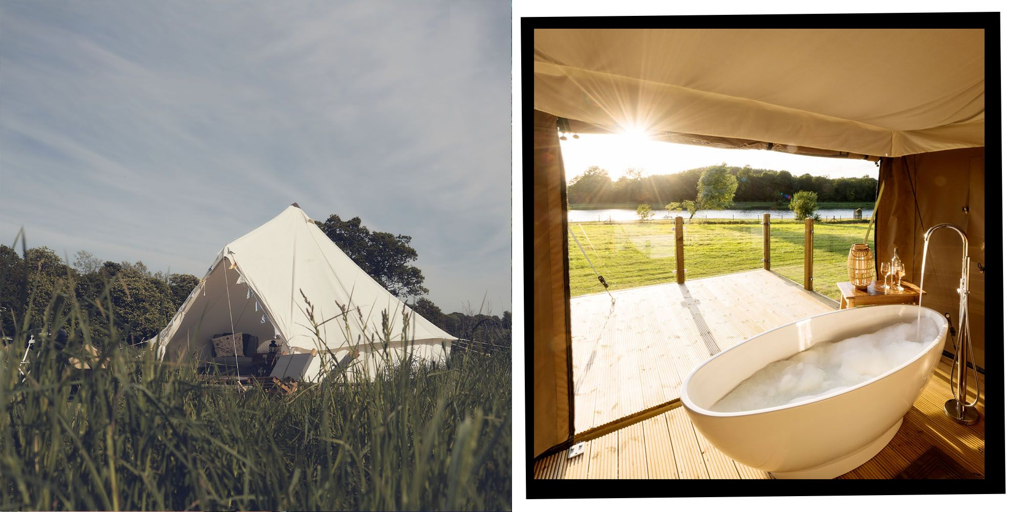 The 10 Best Glamping Sites In The UK: The Best Glampsites And Glamping Pods To Visit This Summer