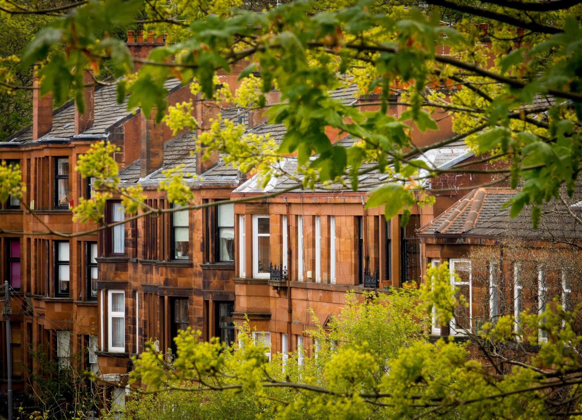 Pasiley in Scotland named the best place to rent when saving for a deposit