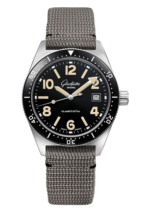 Glashutte Original Spezialist SeaQ Dive Watch