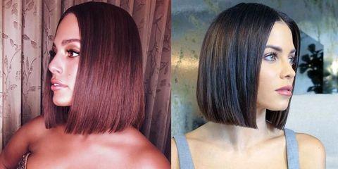 'Glass hair' trend