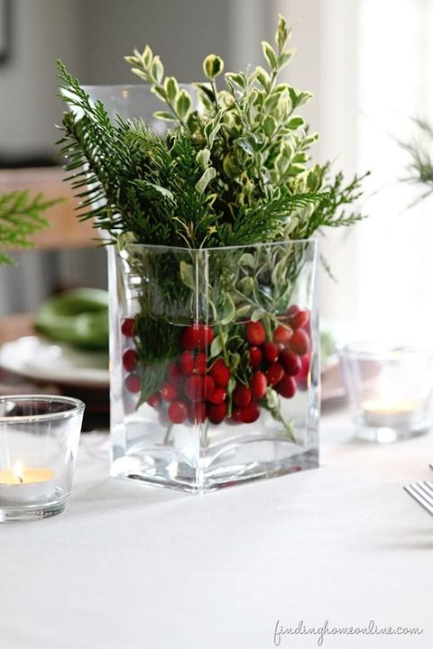 Remarkable 50 Best Christmas Table Settings Decorations And Interior Design Ideas Pimpapslepicentreinfo
