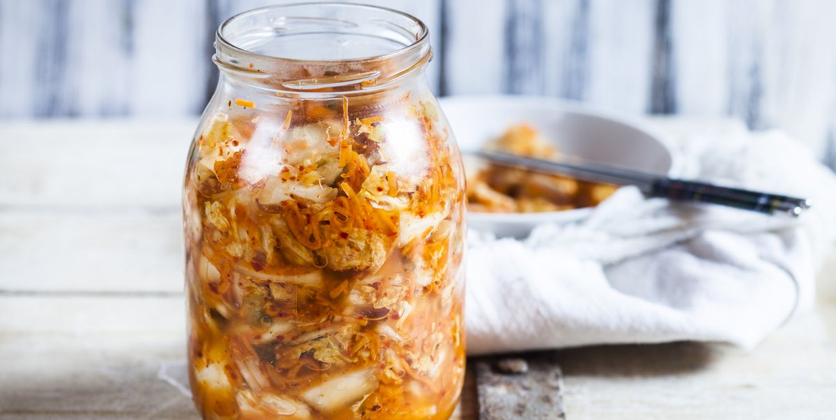 Kimchi Is Basically Sauerkraut's Spicy Cousin, and You Should Definitely Be Eating It