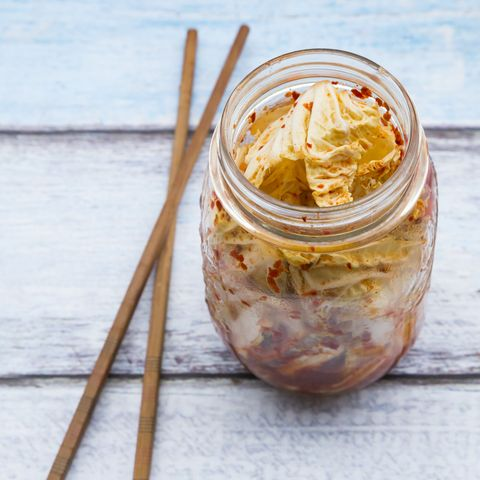 best foods to fight stress   fermented food