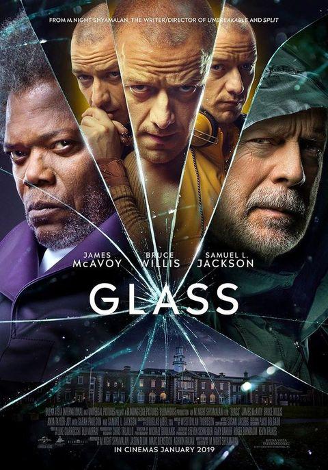 LA ÚLTIMA PELÍCULA QUE HAS VISTO... ¡EN EL CINE! - Página 7 Glass-poster-1543569732