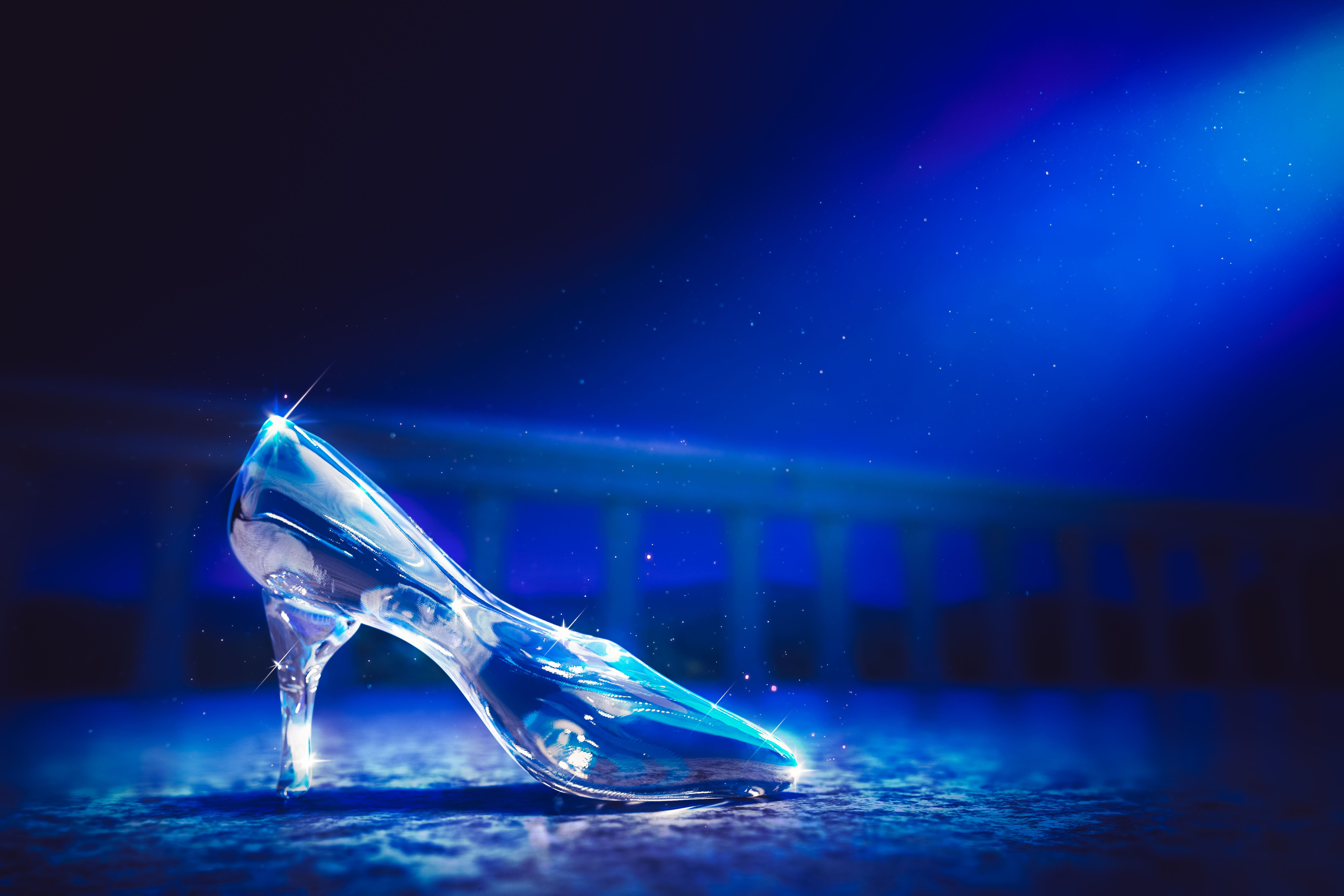 A live-action Cinderella is on its way, but it's not Disney