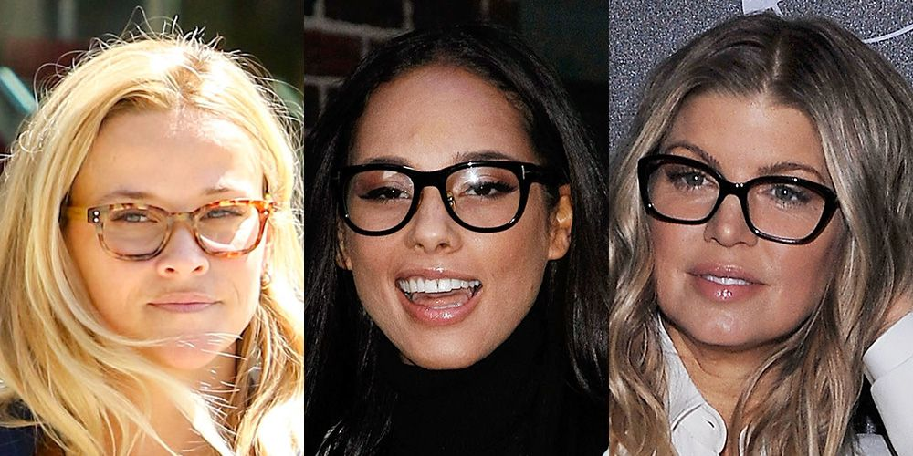 How To Pick The Perfect Pair Of Glasses According To Your Face Shape Women S Health