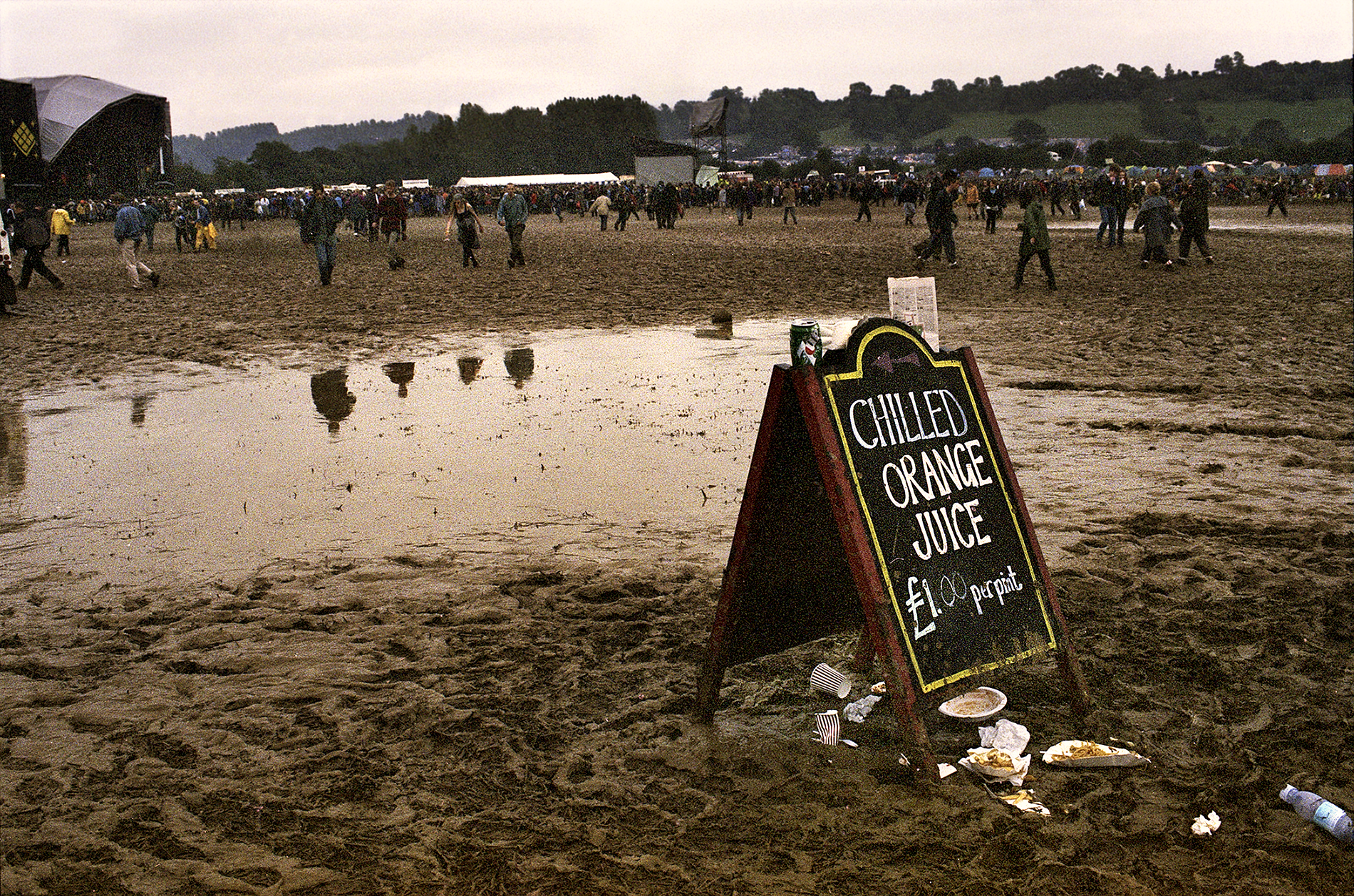 Why You'll Never Convince Me To Go To Glastonbury