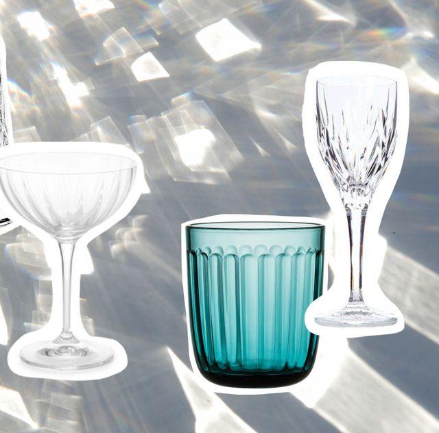 ELLE Decorationshopt het mooisteglaswerk voor de ideale tafelsetting.
