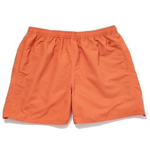 goldwin orange shorts