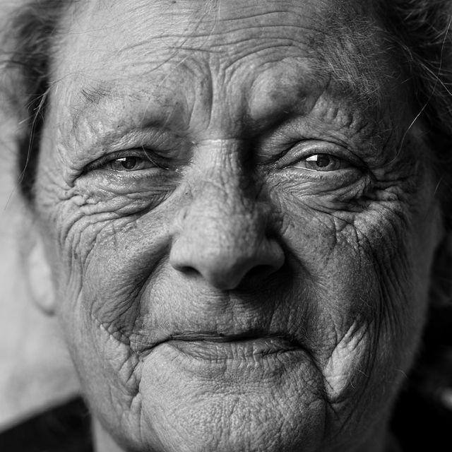 no podemos escapar del envejecimiento