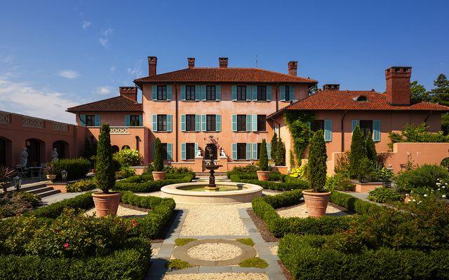 glenmere mansion, best room at